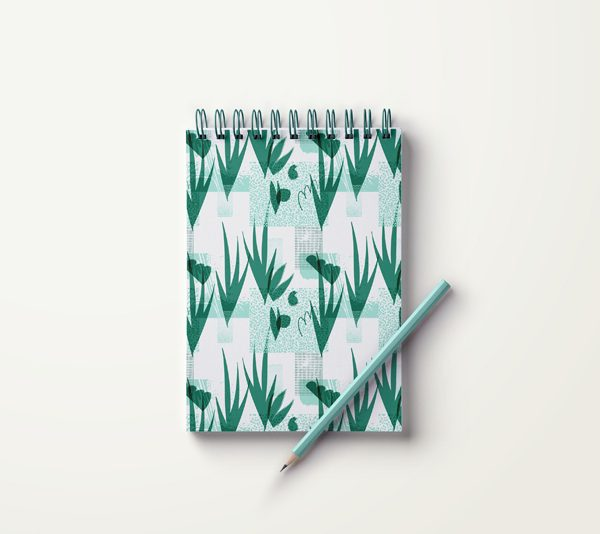 Alice Kammerlander: Notizblock-Print | we love handmade
