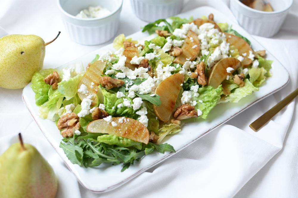 Birnen-Salat | we love handmade
