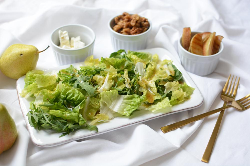 Birnen-Salat: Zutaten | we love handmade