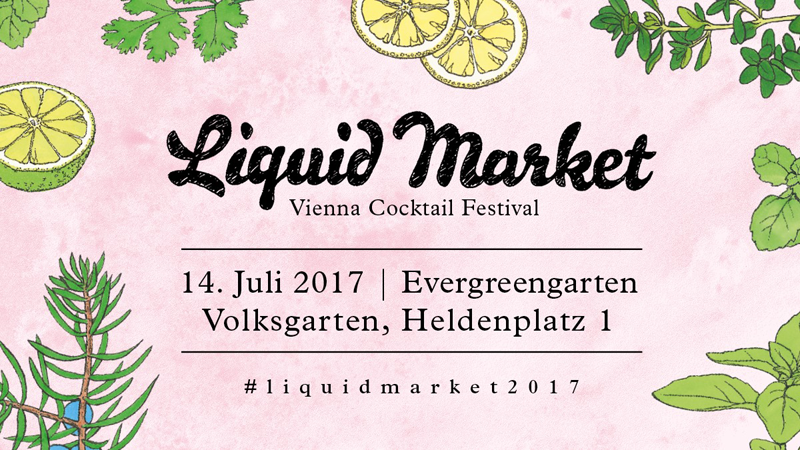 Liquid Market 2017 Flyer | we love handmade