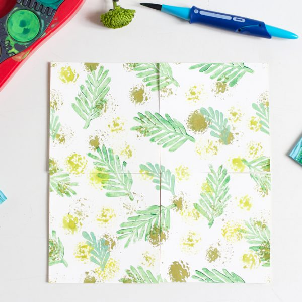 Musterdesign-Workshop: Floral | we love handmade