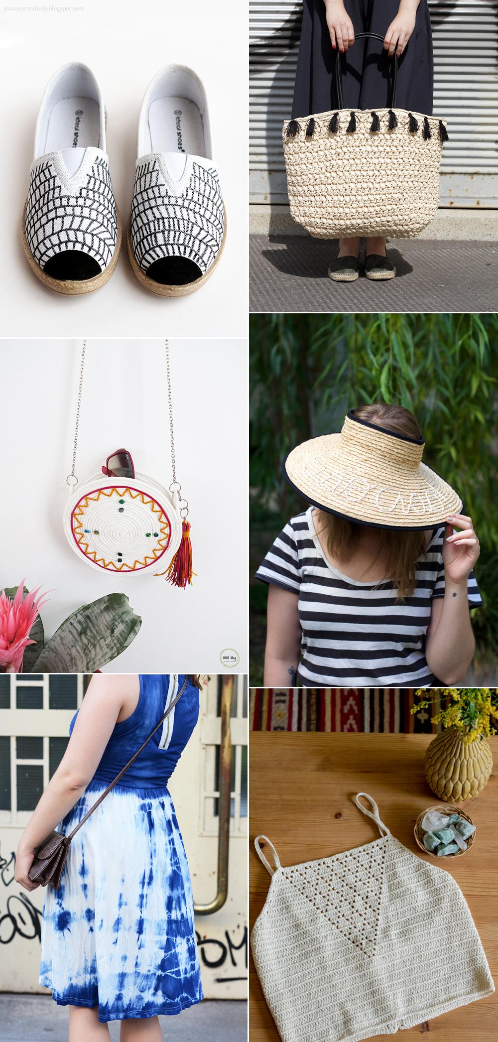 Sommerliche Accessoires |we love handmade