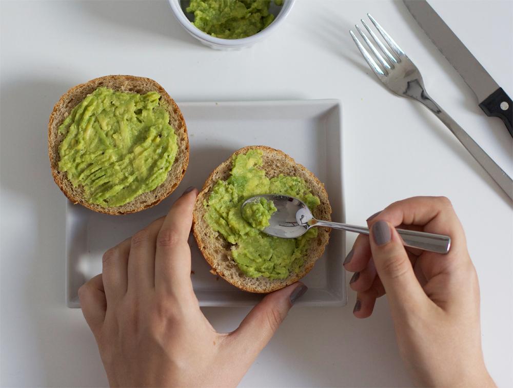 Veggie-Burger mit Guacamole |we love handmade