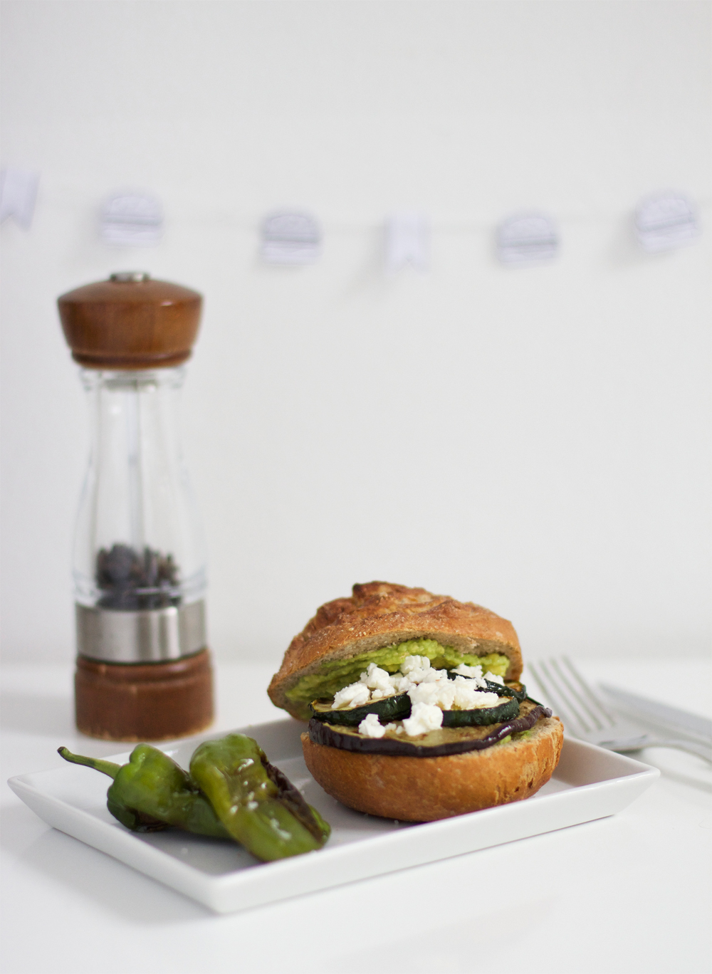 Veggie-Burger | we love handmade
