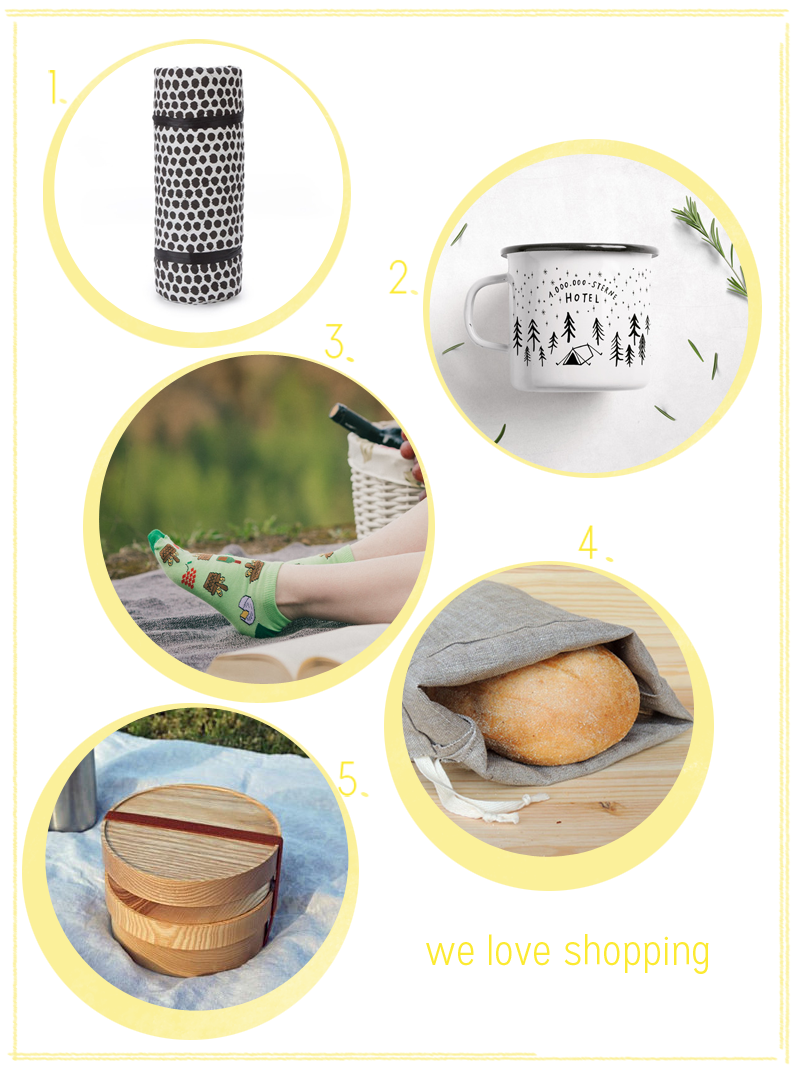 we love shopping: Picknick Essentials | we love handmade