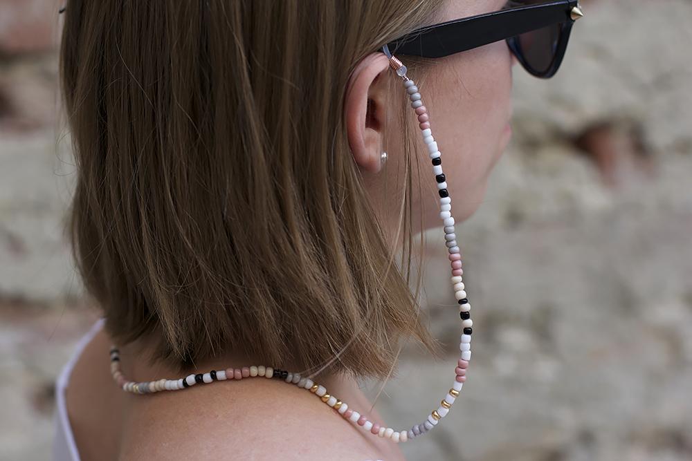 Brillenband selber machen | we love handmade