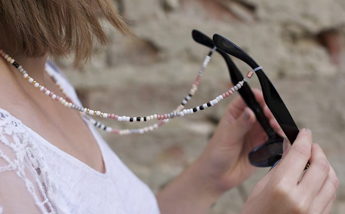 DIY: Brillenband | we love handmade