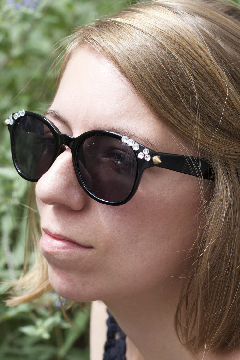 DIY: Sonnenbrille pimpen | we love handmade