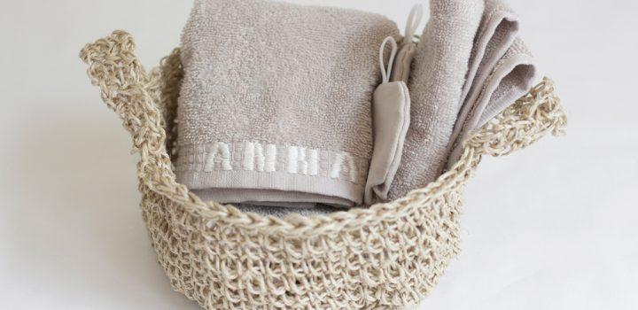 DIY: Handtuch besticken
