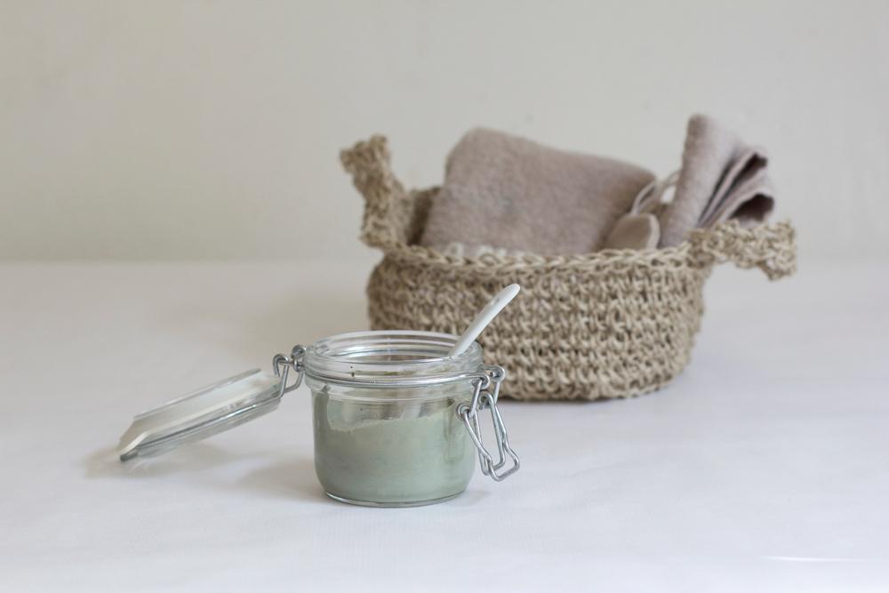 Heilerde-Honig-Maske | we love handmade