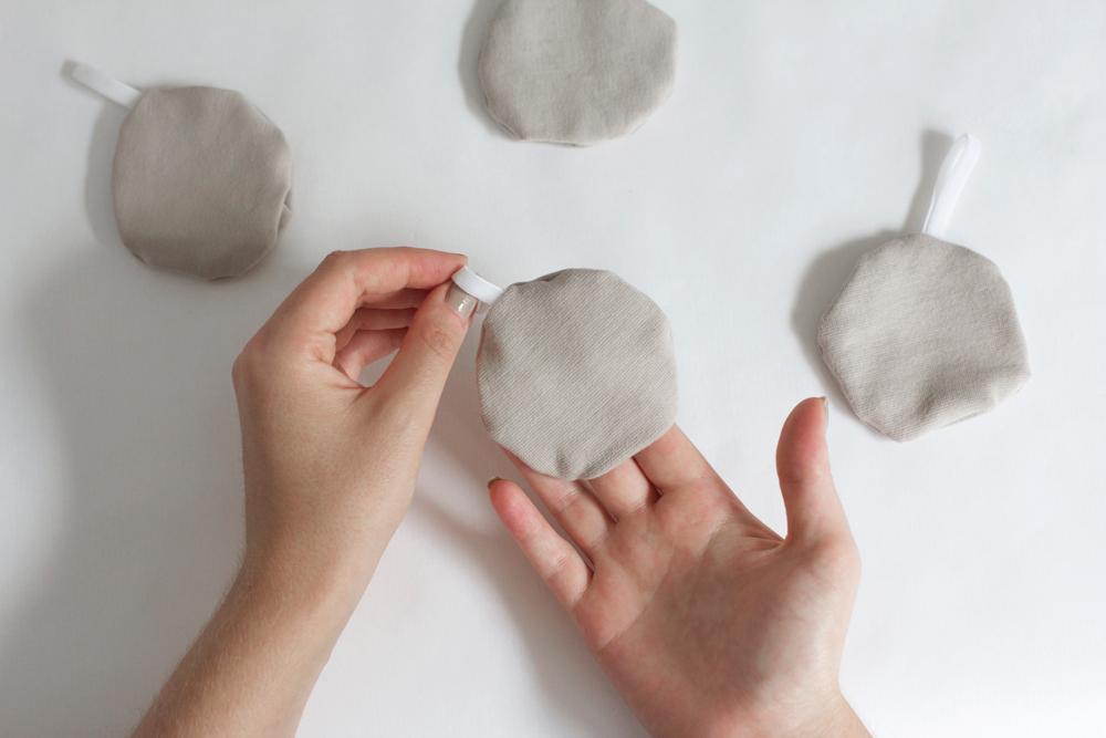 Kosmetikpad DIY | we love handmade