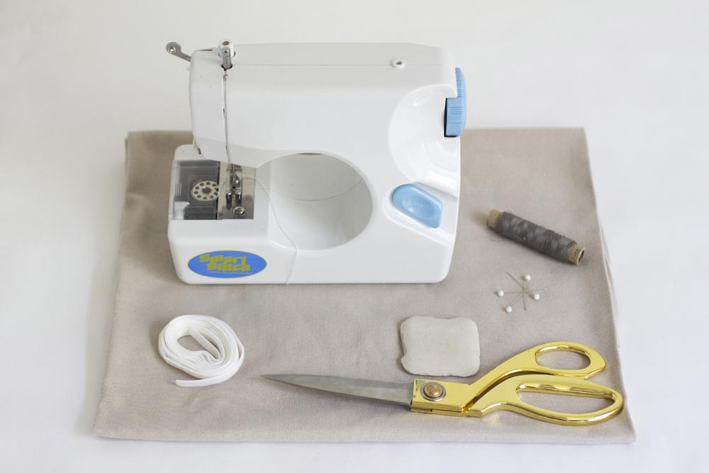 Abschminkpads Material |we love handmade