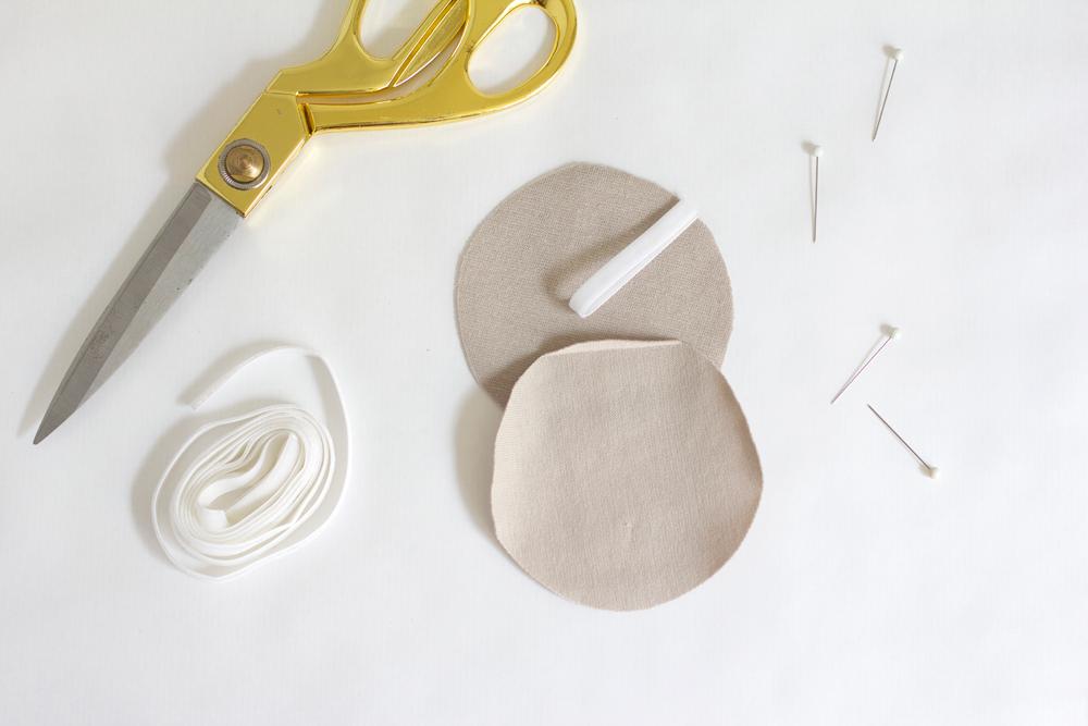 Abschminkpad nähen |we love handmade