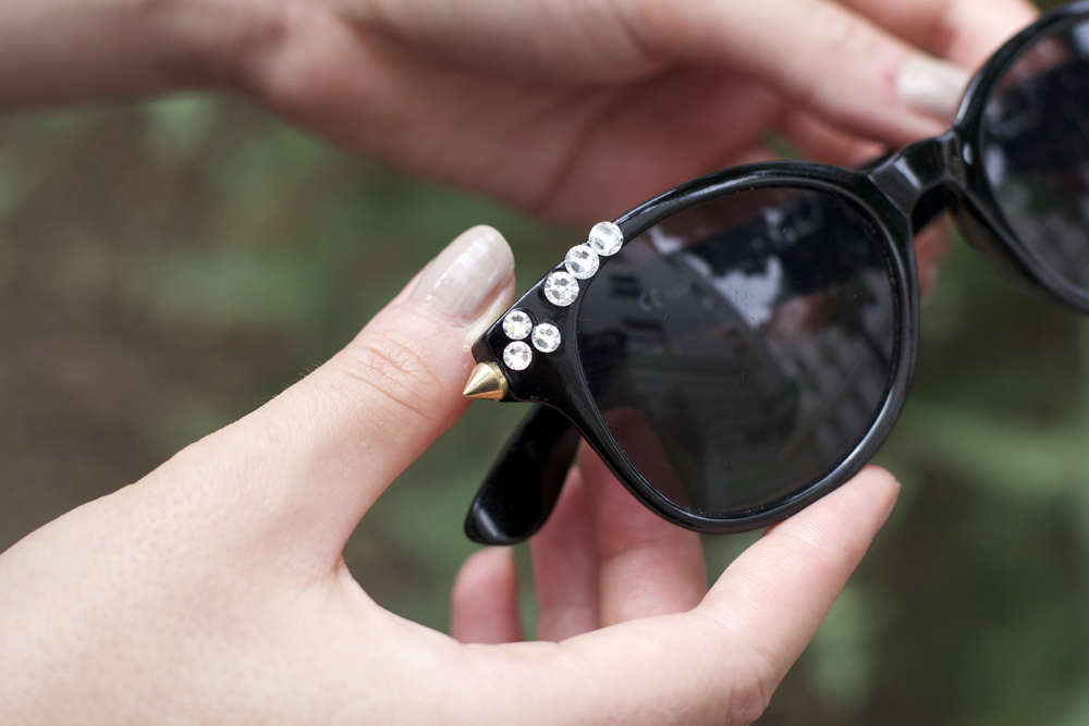 Upcycling-Sonnenbrille | we love handmade