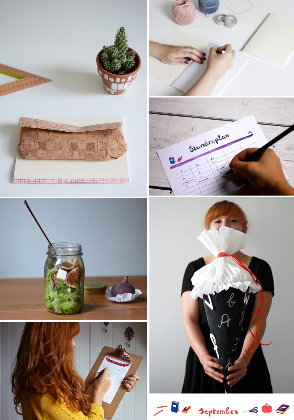DIYs: Back to School | we love handmade