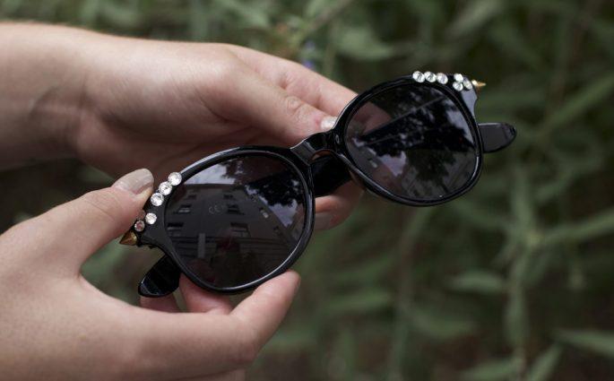 gepimpte Sonnenbrille | we love handmade