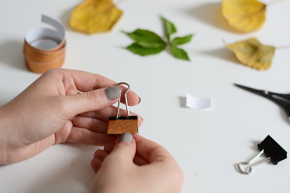 Glas-Bilderrahmen: Klammer | we love handmade