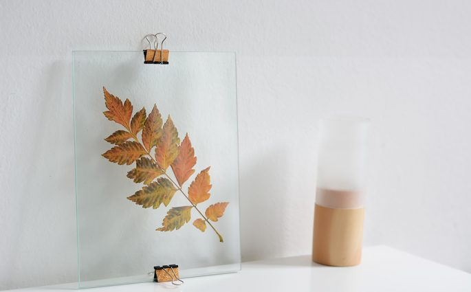 Glas-Bilderrahmen | we love handmade