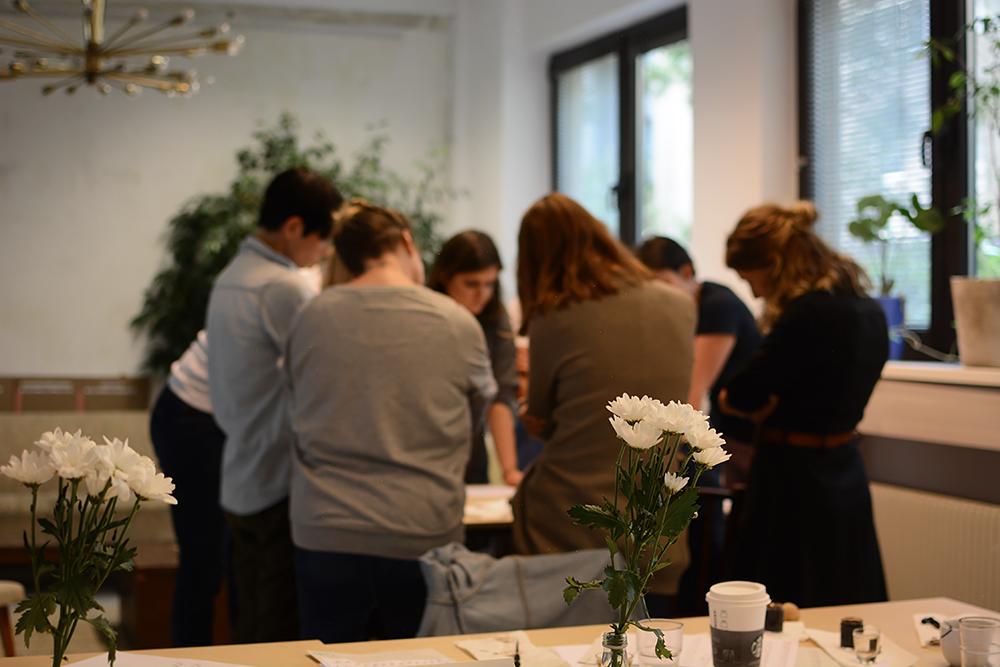 Kalligraphie-Workshop: Packhaus | we love handmade