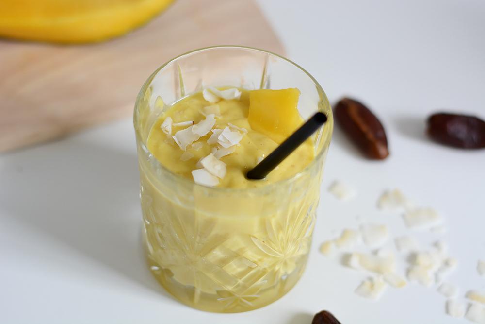 Kokos-Mango-Lassi: Rezept  | we love handmade