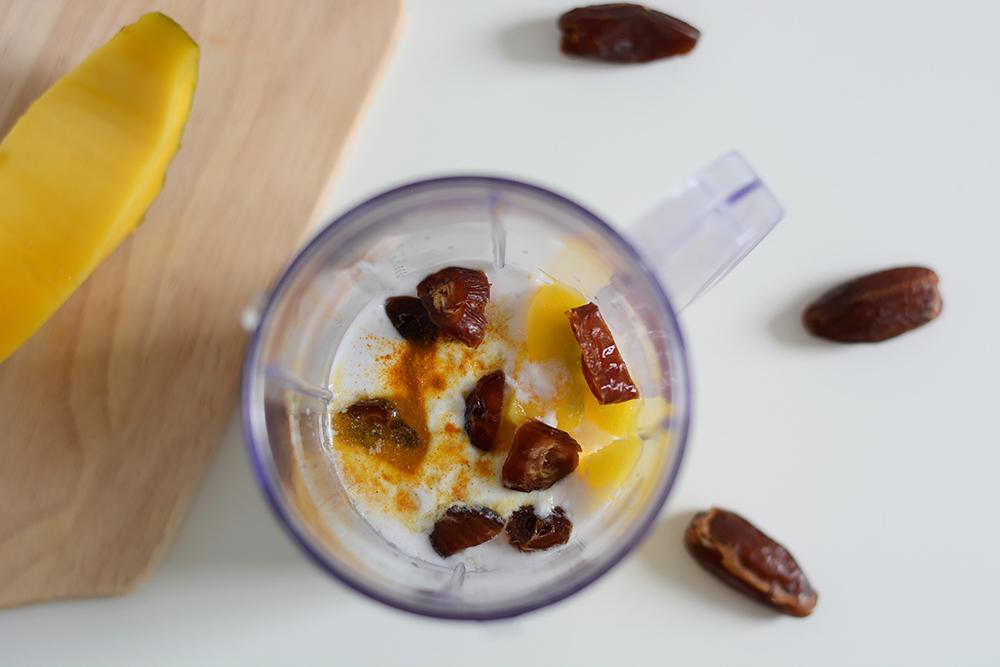 Kokos-Mango-Lassi: Zutaten | we love handmade