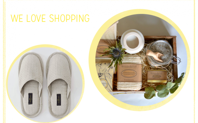 we love Shopping: Home Spa | we love handmade