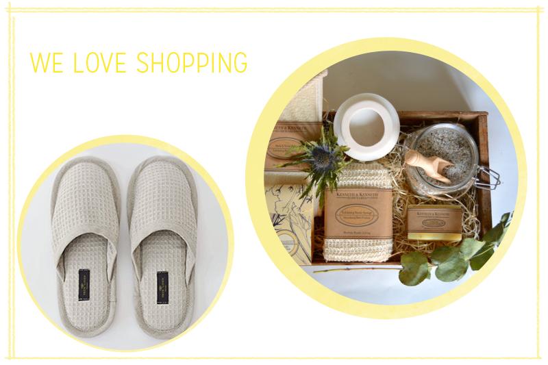 we love Shopping: Home Spa | we love handmade