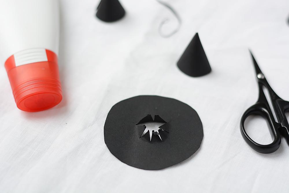 Hexenhut-Cocktailstäbchen selber machen | we love handmade
