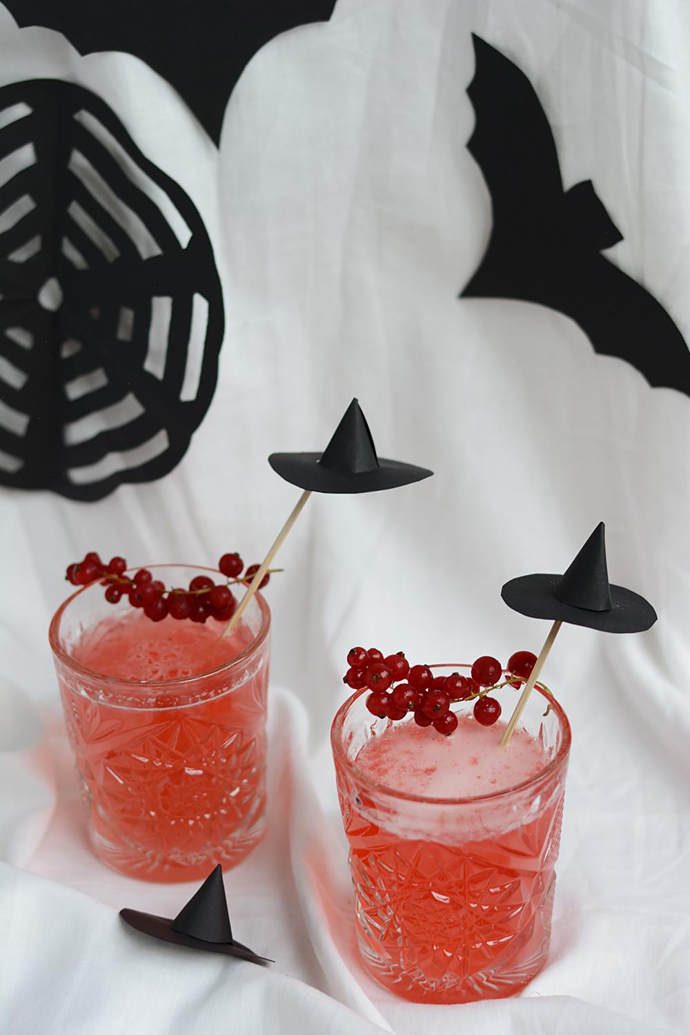 Ribisel-Gin-Tonic: Rezept | we love handmade