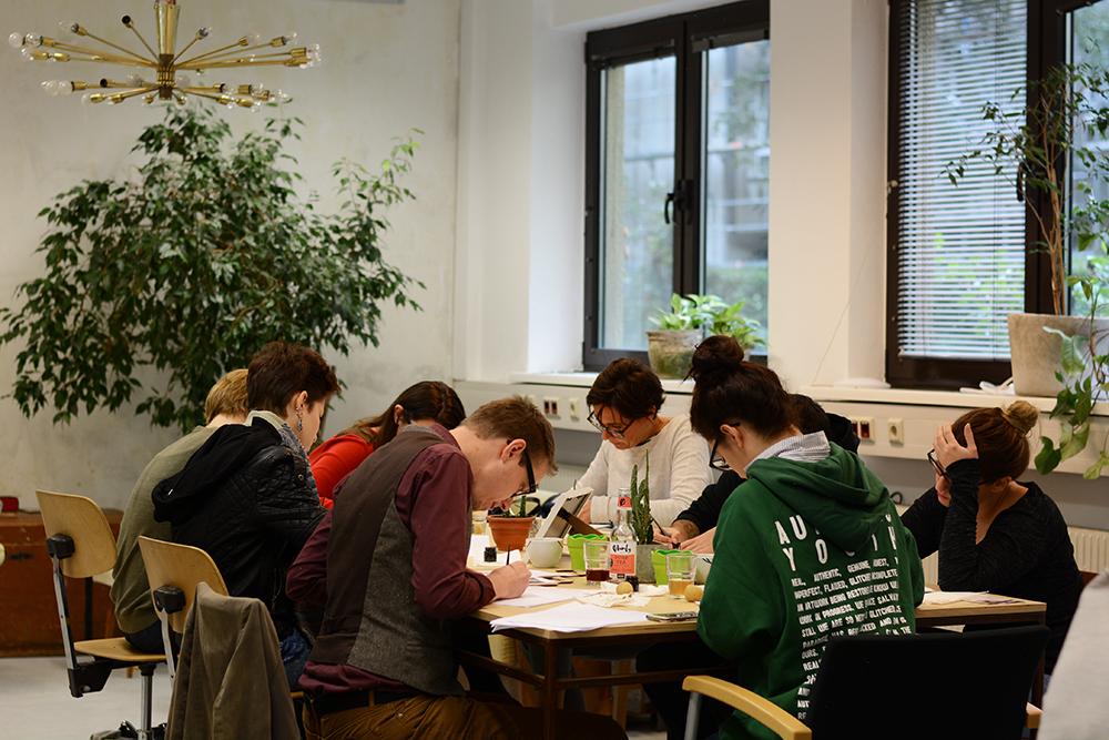we love handmade: Workshops