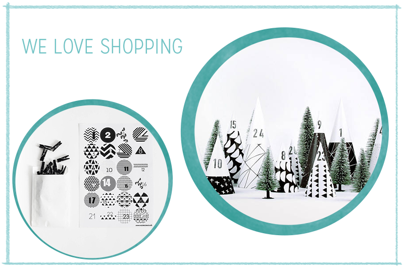 we love Shopping: Adventkalender 2017 | we love handmade