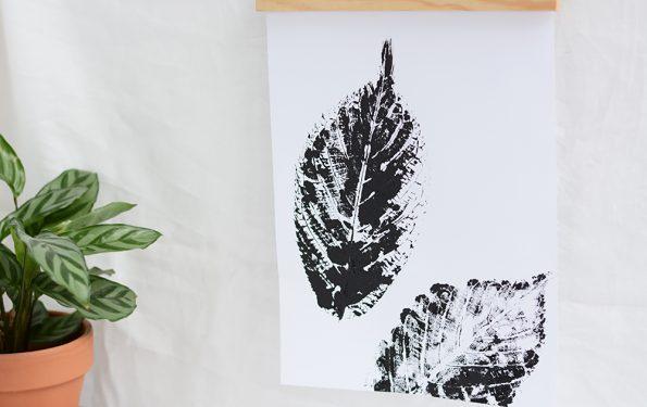 Blätterdruck | we love handmade