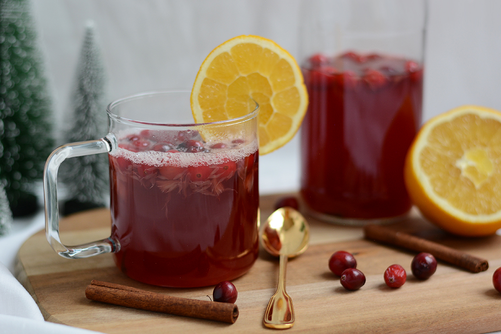 Cranberry-Punsch: Drink | we love handmade