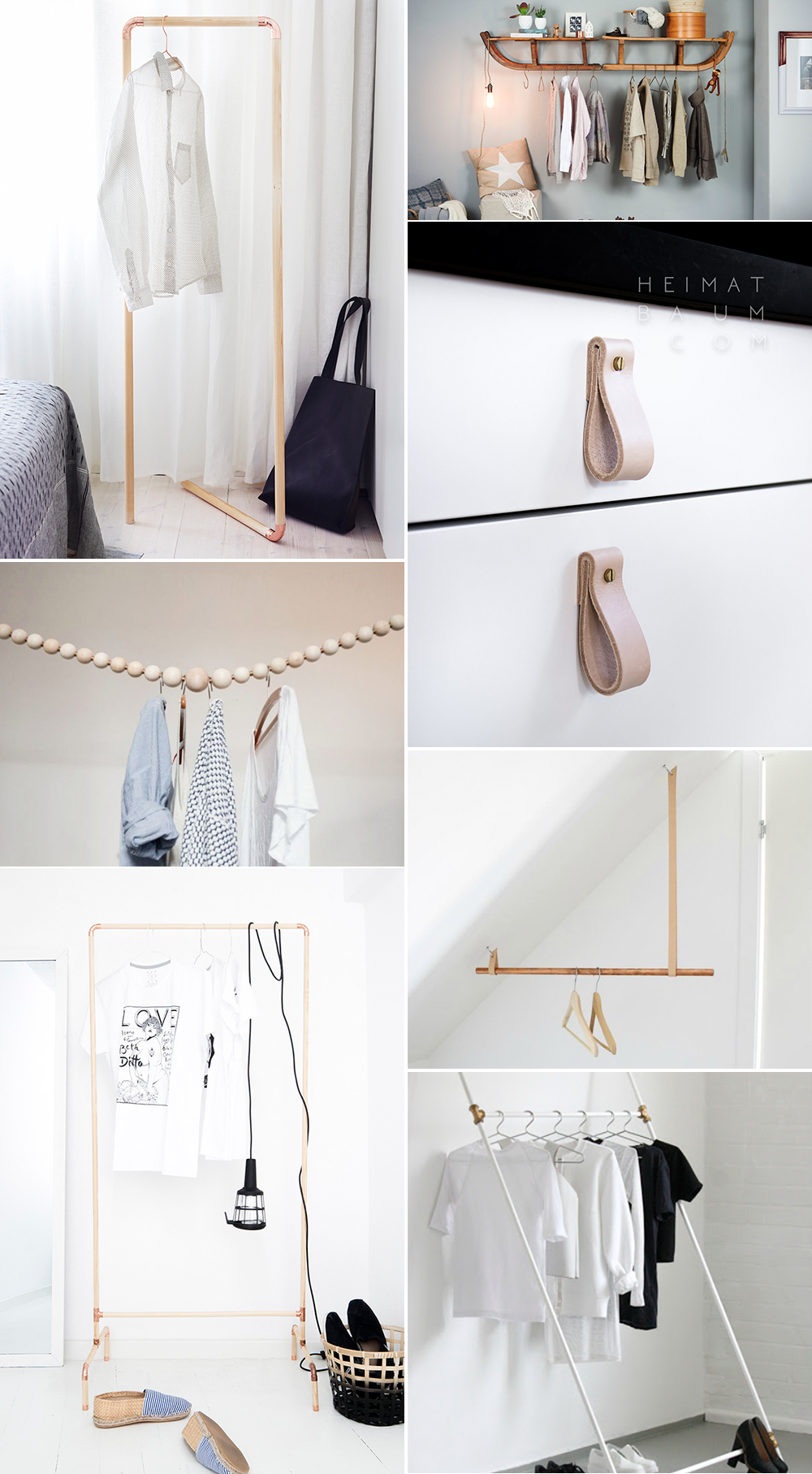 Diy Garderobe | We Love Inspiration Diys Fur Die Garderobe We Love Handmade