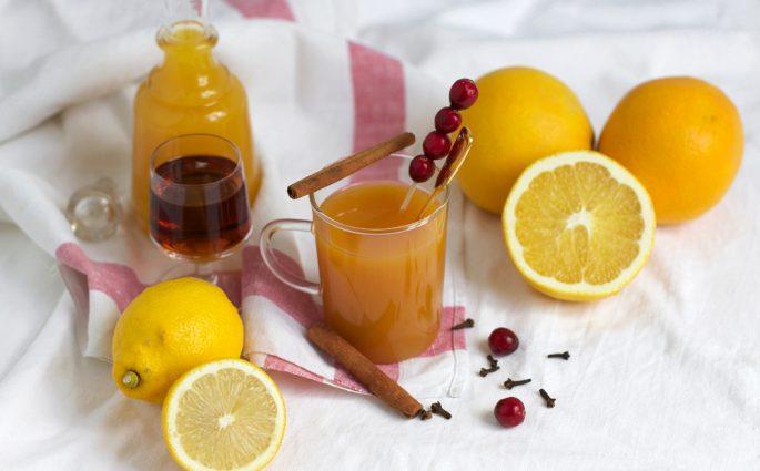 Drinks: Orangen-Zimt-Punsch | we love handmade