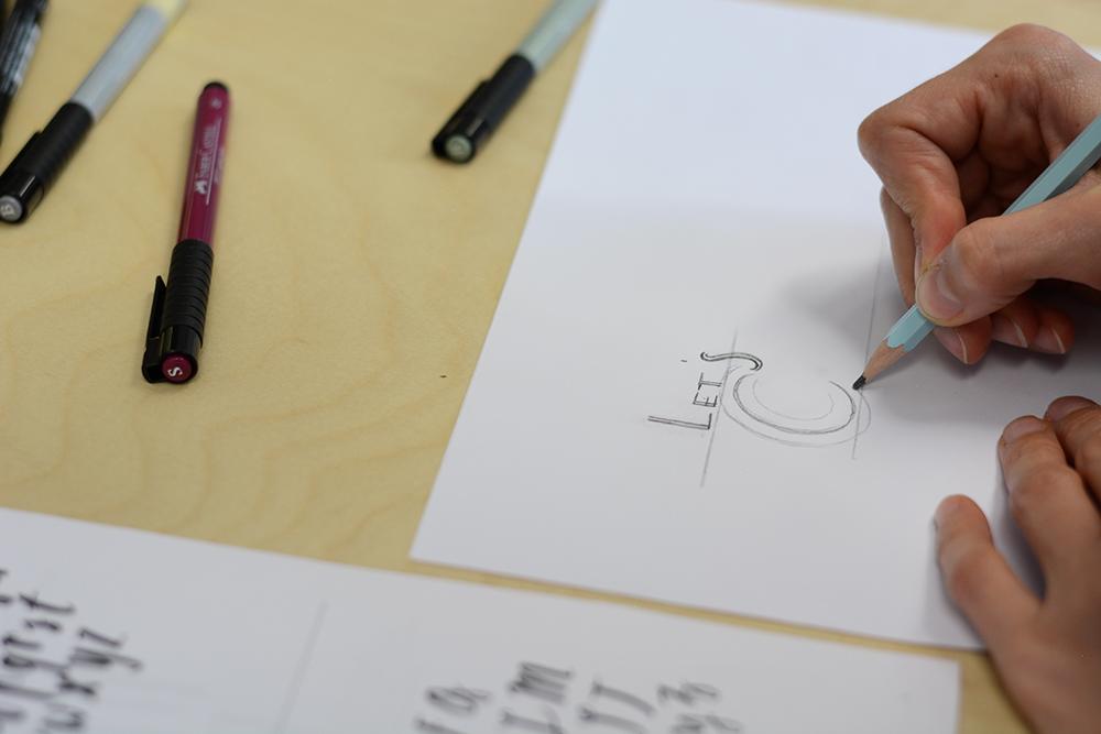 Workshop: Hand Lettering | we love handmade