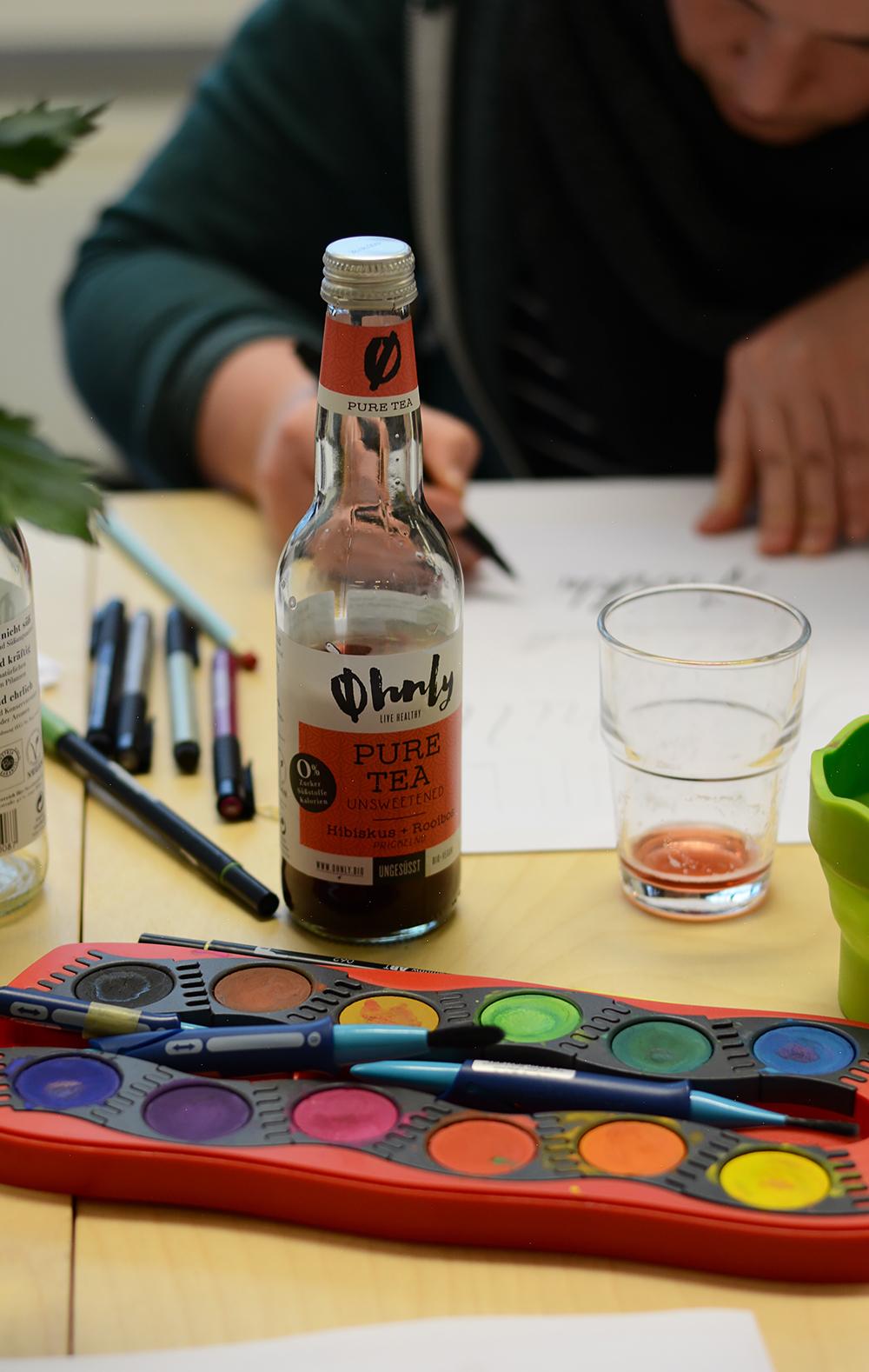 Workshop Lettering November | we love handmade