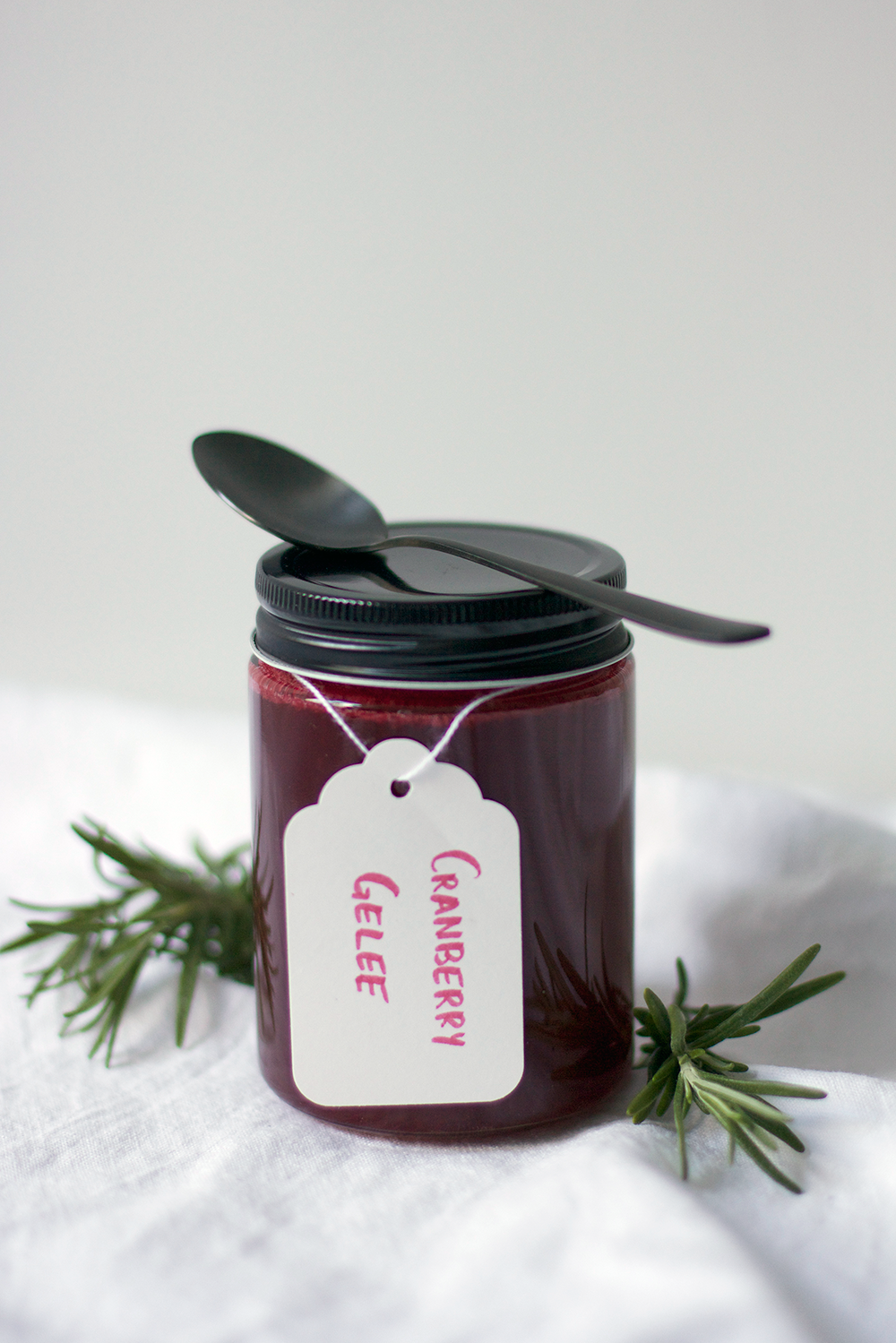Cranberry-Gelee Rezept