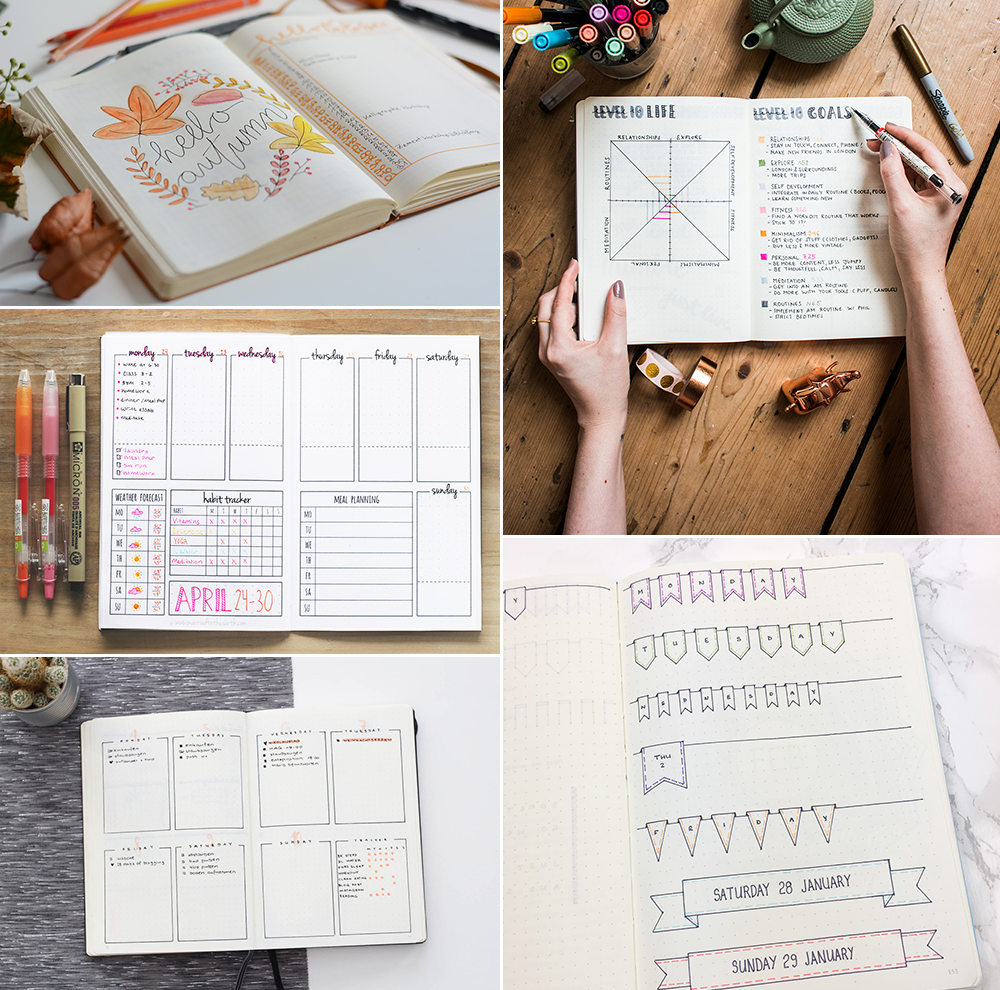 Bullet Journaling | we love handmade
