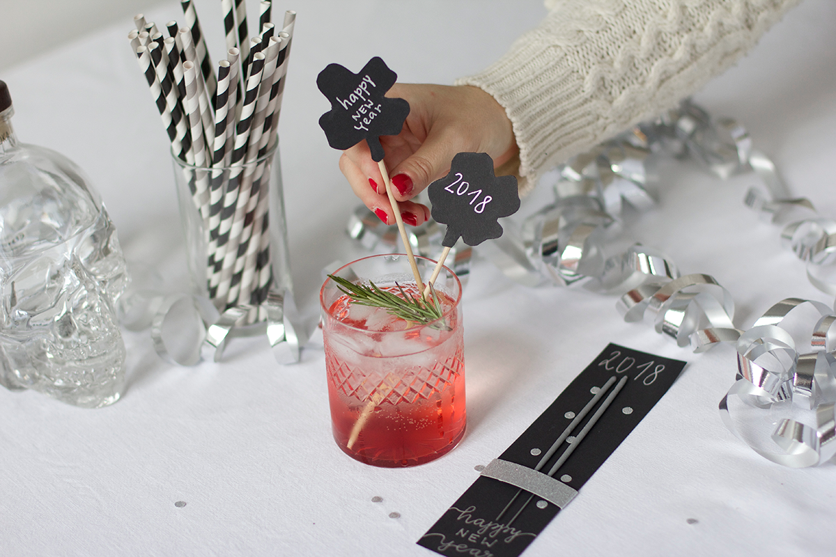 Silvester-Party DIY | we love handmade