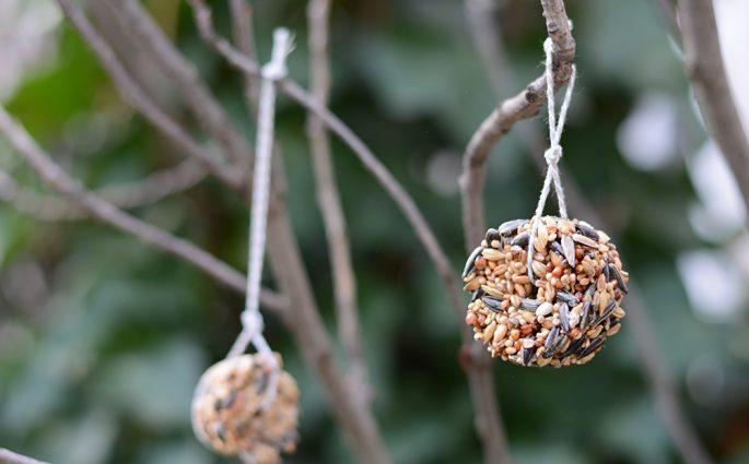 Anhänger für Vogelfutter | we love handmade