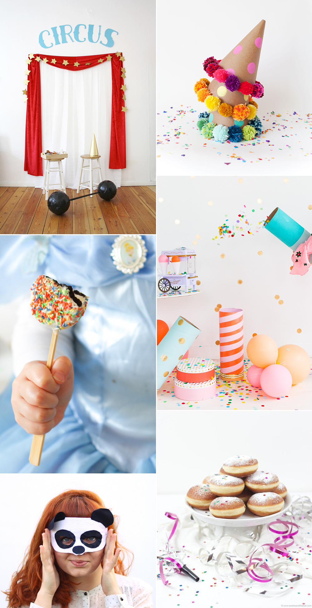 Faschingsparty-Inspirationen | we love handmade