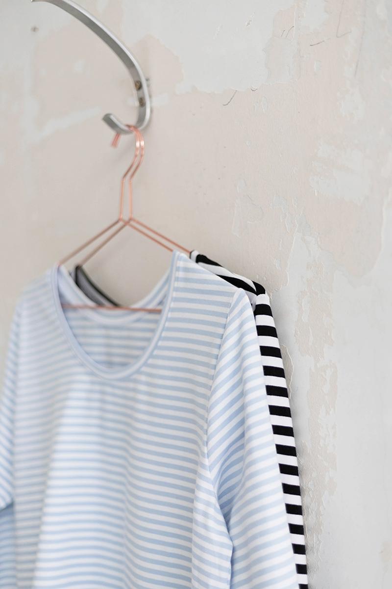 Fashiontamtam: Langarmshirt nähen | we love handmade