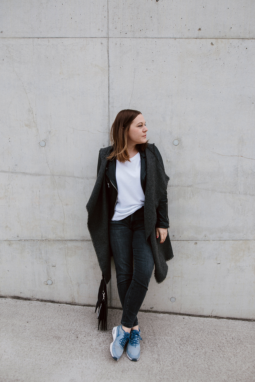 Lisa von Fashiontamtam. Fotos von Maximilian Salzer