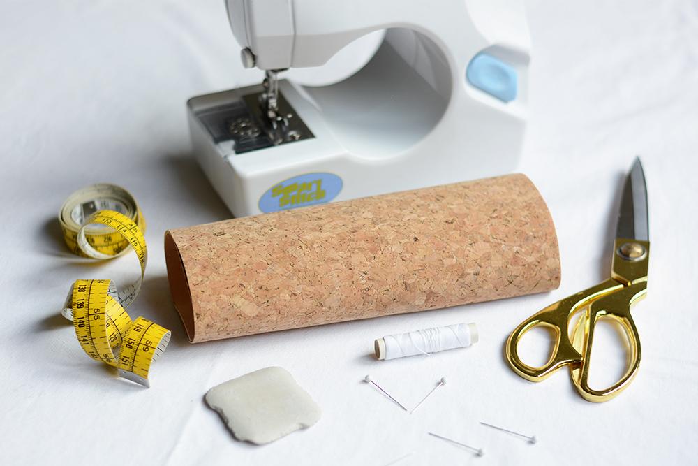 Notizbuchhülle aus Kork: Material | we love handmade