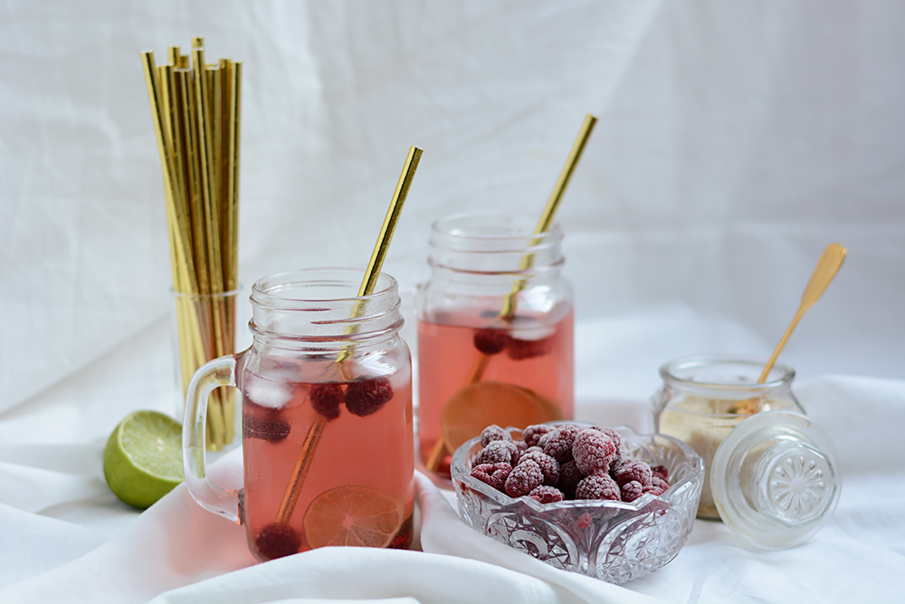 Raspberry Lemonade: Drink | we love handmade