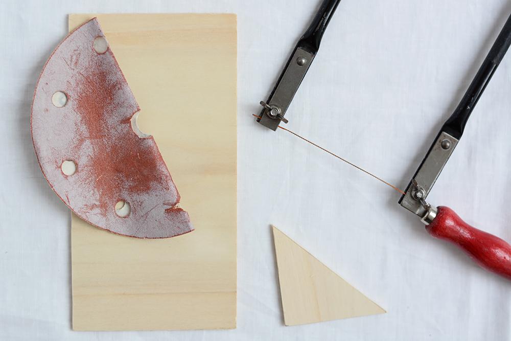 Tischkalender: Holz-DIY   we love handmade