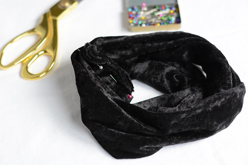 Turban-Stirnband selber machen | we love handmade