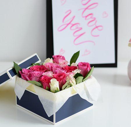 DIY: Blumenbox selber machen