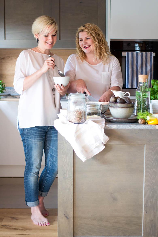 Köstlich in Null Komma Nix: Caro & Sonja |we love handmade
